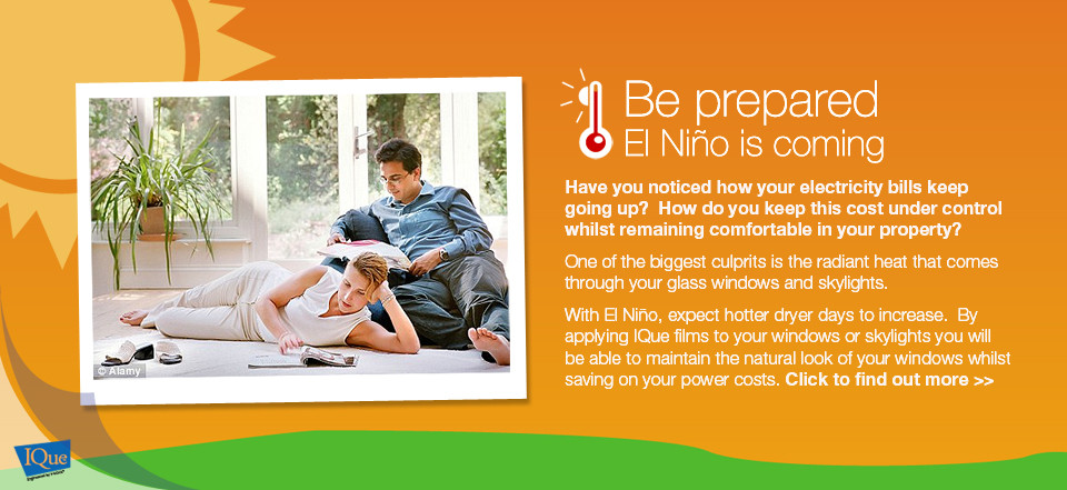Be prepared | El Nino is comig